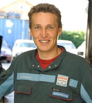Indehaver: Lars Magnusson Duus